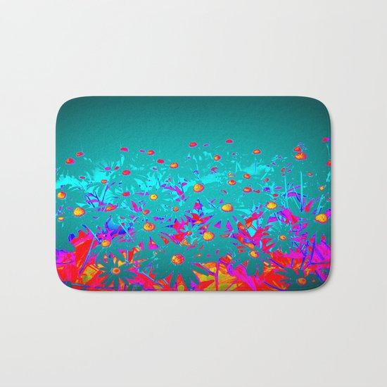 Faerie Garden Vignette | Flower | Flowers | Bath Mat