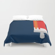 Paint Duvet Cover