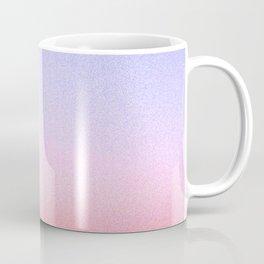Dreamy Mountain Range | Serene Calm Pink Lavender Cool Daydream Ombre Sunset California Hills Coffee Mug