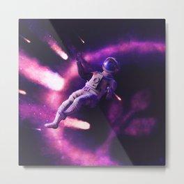 astronaut 2 Metal Print