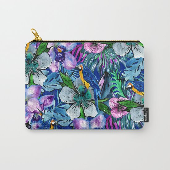 My Tropical Garden 5 Carry-All Pouch