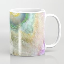 Quartz Candy Crystals Coffee Mug