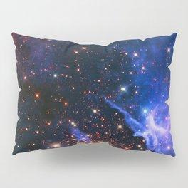 Star Forming Nebula Pillow Sham