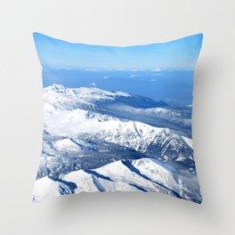 The way you make me feel Throw Pillow