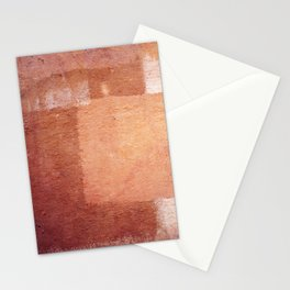 Morrocan colors - Abstract Stationery Cards