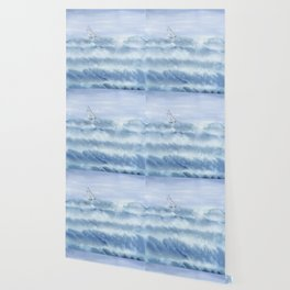Rough Sea Wallpaper