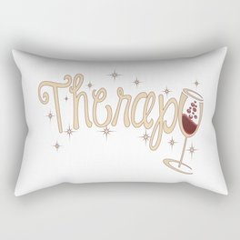 Therapy Rectangular Pillow