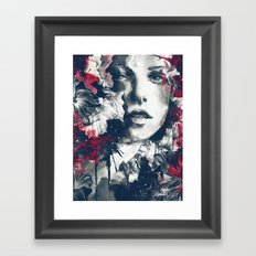Newborn Framed Art Print