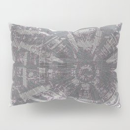 CERN: The Large Hadron Collider: A Love Story Pillow Sham