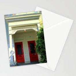 The 2-dor Family Tree Stationery Cards