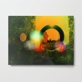 dreamy world Metal Print