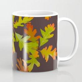 Colorado autumn colours - Wavyleaf Oak Coffee Mug