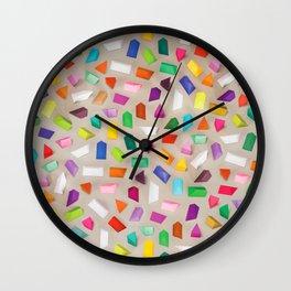 PRISMS Wall Clock