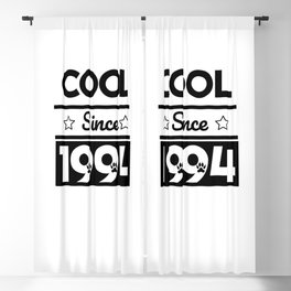 Cool Since 1994 for Dog Lover Blackout Curtain
