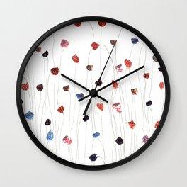 Delicate Matter Wall Clock
