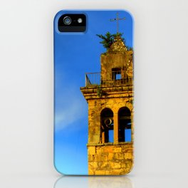 Arms Tower of David City iPhone Case