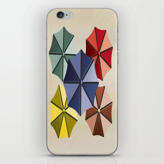 Spring Weather iPhone & iPod Skin
