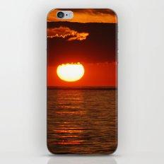 Sunset 6 iPhone & iPod Skin