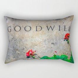 Goodwill Rectangular Pillow