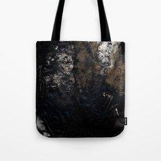 Steps in the dark Tote Bag