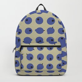 Blueberry Mosaic Backpack