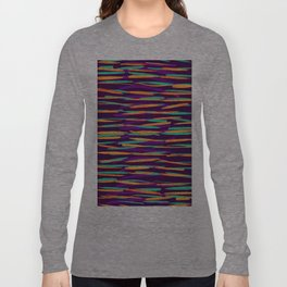 Psychedelic Natural Pattern #1 Long Sleeve T-shirt