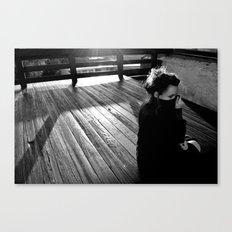 Sweet Sorrow Canvas Print