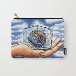 illustrations Carry-All Pouch