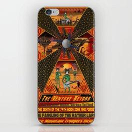 Cosmic Doom Vortex iPhone Skin