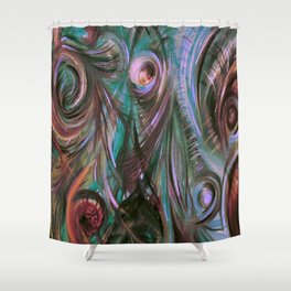 Beautiful Designs Shower Curtain