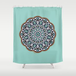 JameYazd Shower Curtain