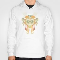tequila Hoodies featuring TEQUILA SMILE by orlando arocena ~ olo409- Mexifunk