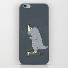 The Rhinosaurus iPhone & iPod Skin