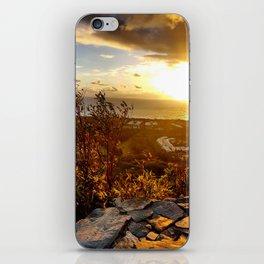 Coastal Sunrise iPhone Skin