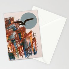 The City pt. 2 Stationery Cards