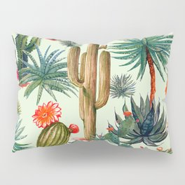 Cactus Patten Pillow Sham