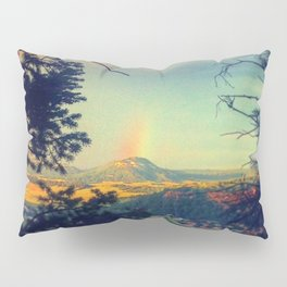 End of Rainbow 1 Pillow Sham