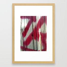 NYC Background 8 Framed Art Print
