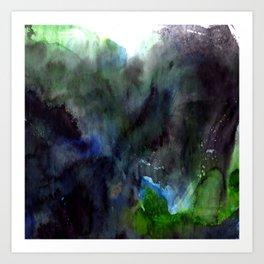 Vellum Bliss No. 7-2F by Kathy Morton Stanion Art Print