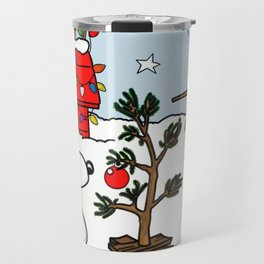 Snoopy 01 Travel Mug