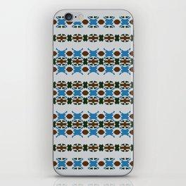 Patta Pattern iPhone Skin