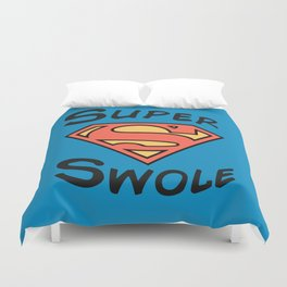 Super! Duvet Cover