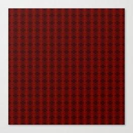 Blood: Pattern Canvas Print