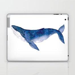Whale  art Laptop & iPad Skin