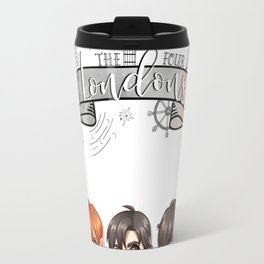 The Four Londons Travel Mug