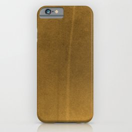 Incense Smoke Trail Tint iPhone Case