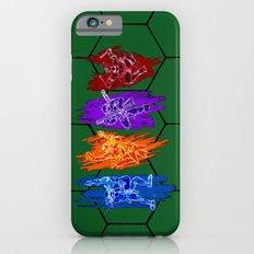 TMNT Rock iPhone 6s Slim Case