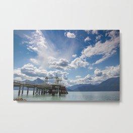 Porteau Cove Metal Print