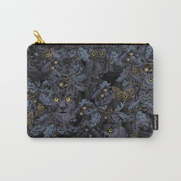 Fit In (moonlit blue) Carry-All Pouch