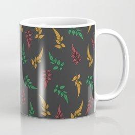 Autumn Leaves - Dark Coffee Mug